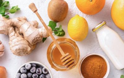 Храни и билки  засилващи именната ни система